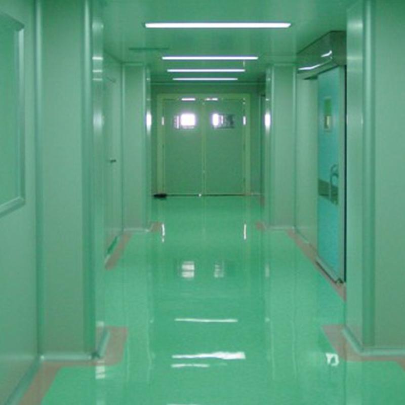 CT检测室净化