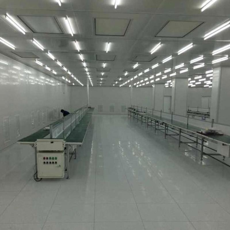 水质检测实验室净化