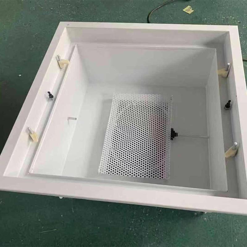 液槽高效过滤器静压箱