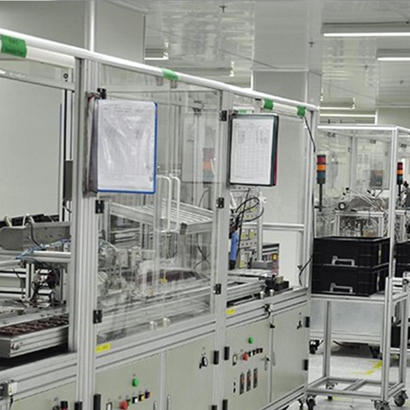 医疗器械厂净化车间案例
