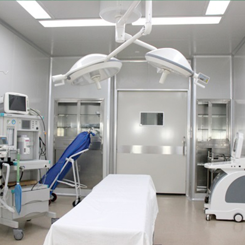 医院手术室净化车间案例