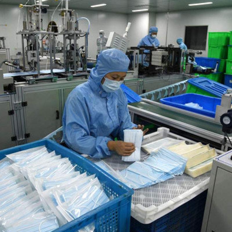 青岛口罩厂净化公司
